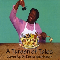 A Tureen of Tales (Story Collection) Featured Image