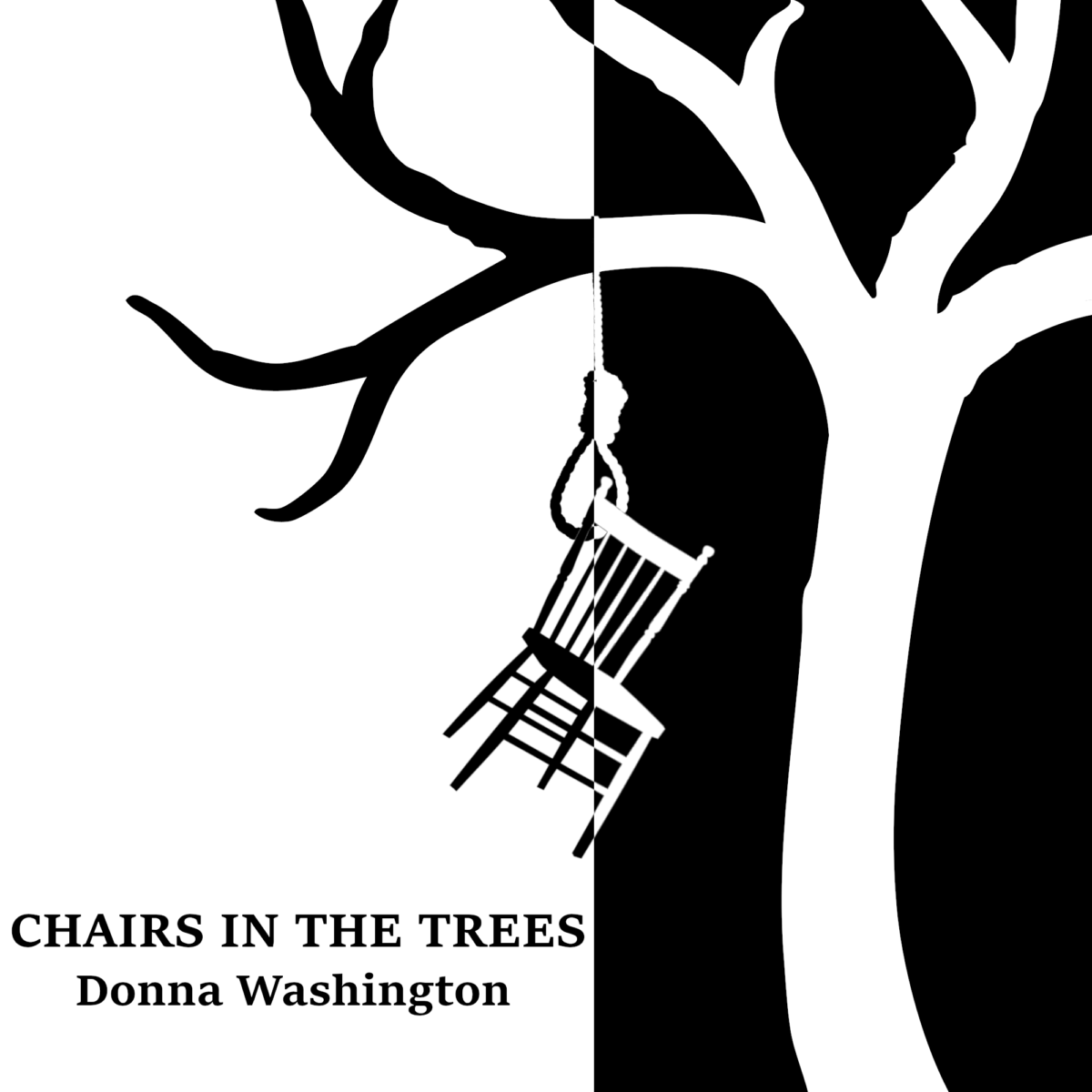 Chairs In The Trees Front Cover