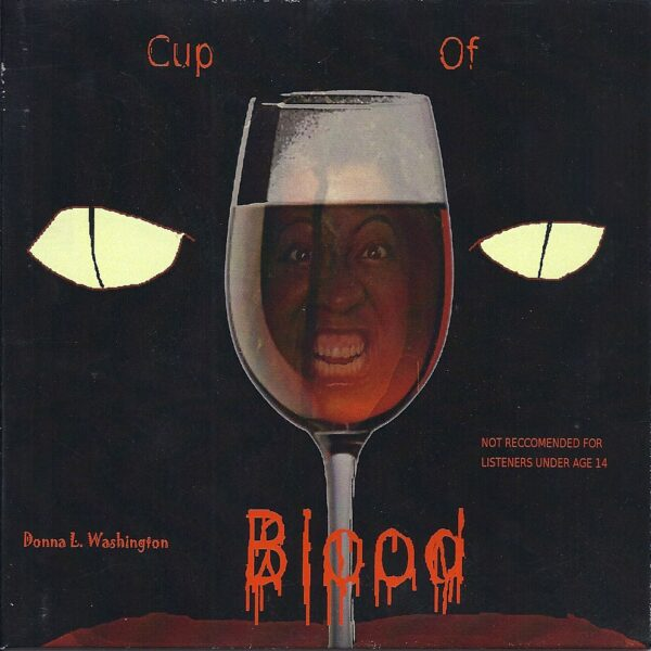 A Cup of Blood (Story Collection) Featured Image